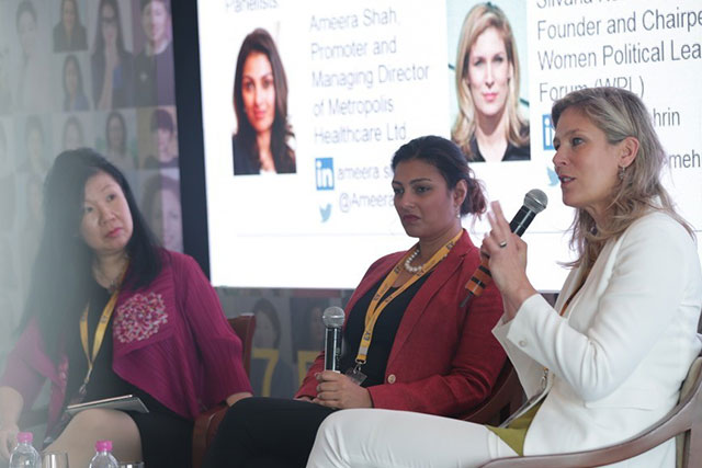 EY - Fireside chat with exceptional entrepreneurs: setting your course for global