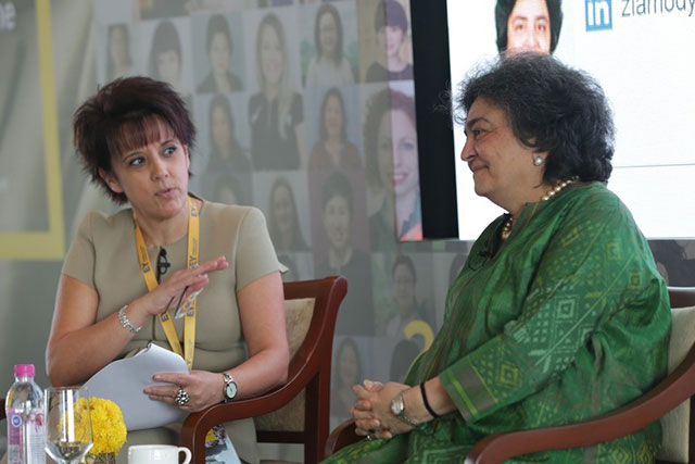 EY - Fireside chat with an exceptional entrepreneur  - building a successful brand in India