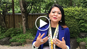 """EY - Interview with Jocelyn Chng, Group CEO, JR Group Holdings on """"What transforms around the corner to around the world?"""""""