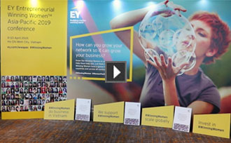 Highlights of 2019 EY Entrepreneurial Winning Women™ Asia-Pacific conference
