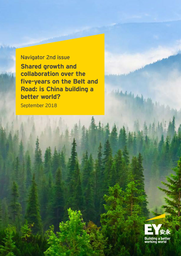 EY - Shared growth and collaboration over the five-years on
