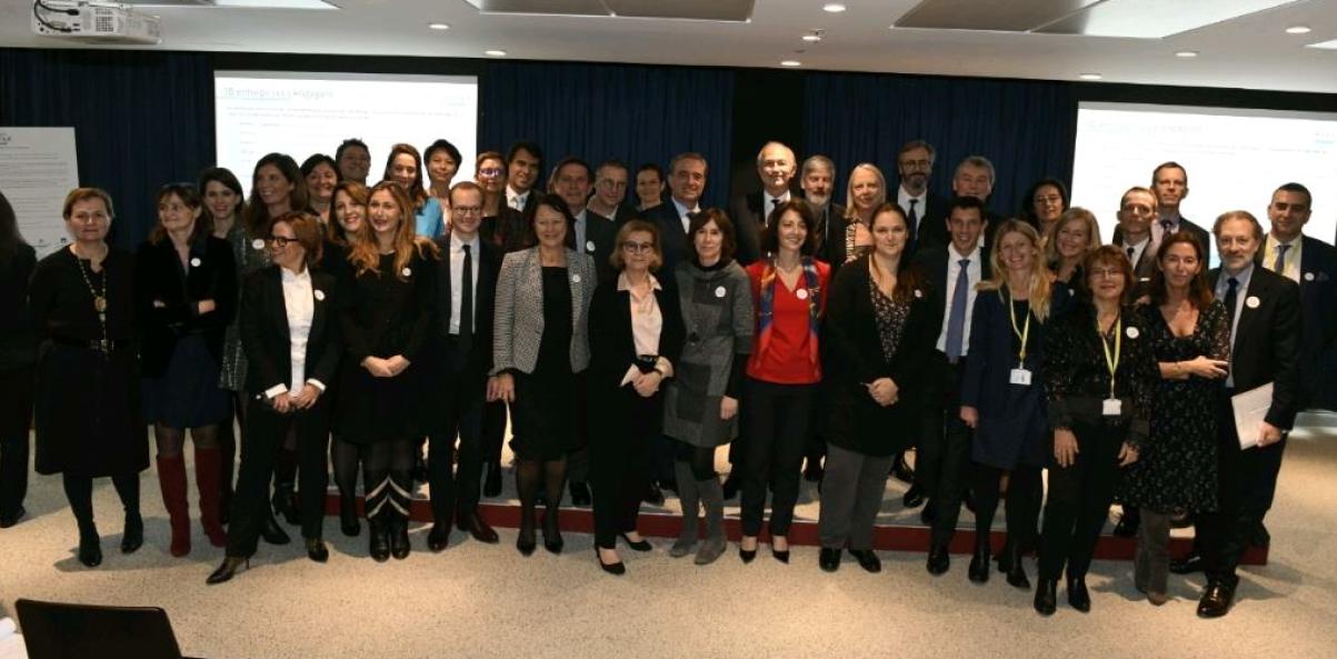 EY - 30 entreprises et organisations lancent #StOpE pour lutter contre le sexisme dit Ordinaire en Entreprise