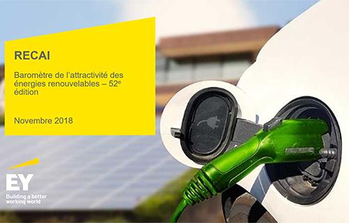 EY - 52èmeédition du Baromètre EY des énergies renouvelables