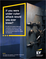 EY - If you were under cyber attack would you ever know?