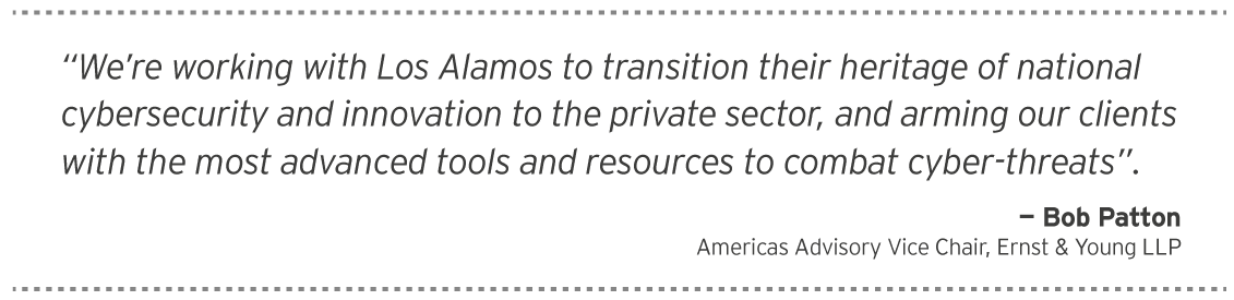EY - Collaboration with the Los Alamos National Laboratory