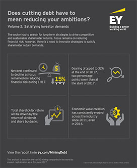 EY - Part 2: A snapshot: Satisfying investor demands