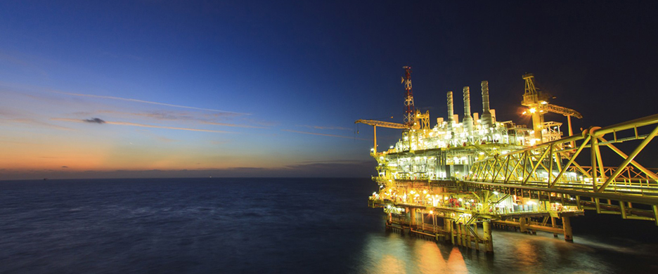 EY - Oil and gas megaproject development
