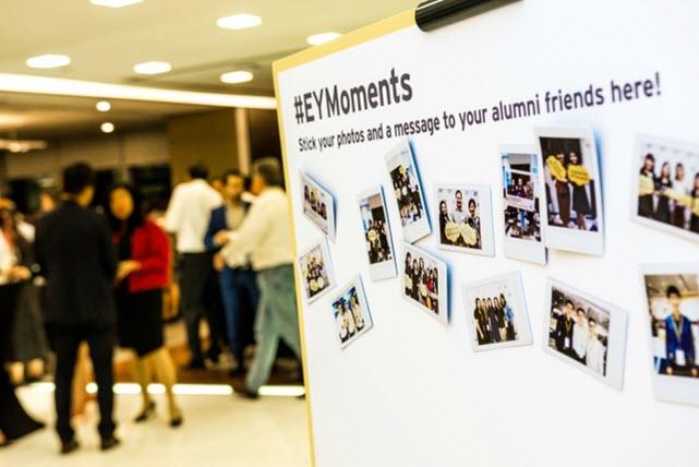 EY Alumni Day: 23 November 2017