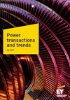 EY - Power transactions and trends Q3 2017
