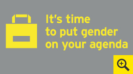EY - Placing gender on the consumer products agenda: Infographic