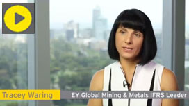 EY – Women in mining – what has shaped your career?