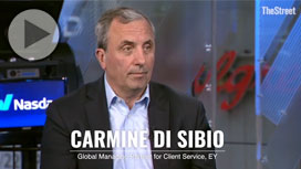 EY - Carmine Di Sibio on The Street
