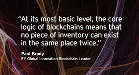 How Blockchain Revolutionizes Supply Chain Management
