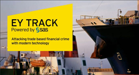 EY TRACK: Attacking trade-based financial crime with modern technology