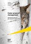 EY - Cyber program management