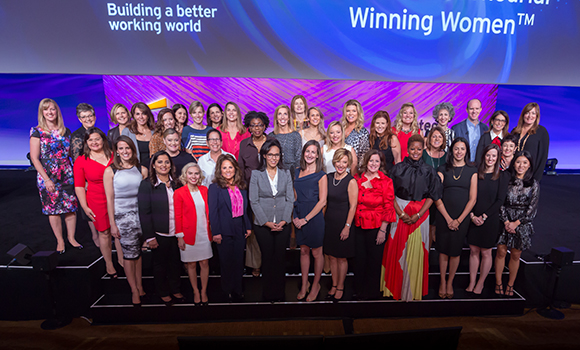 EY - Power of 10: A decade of women winning big