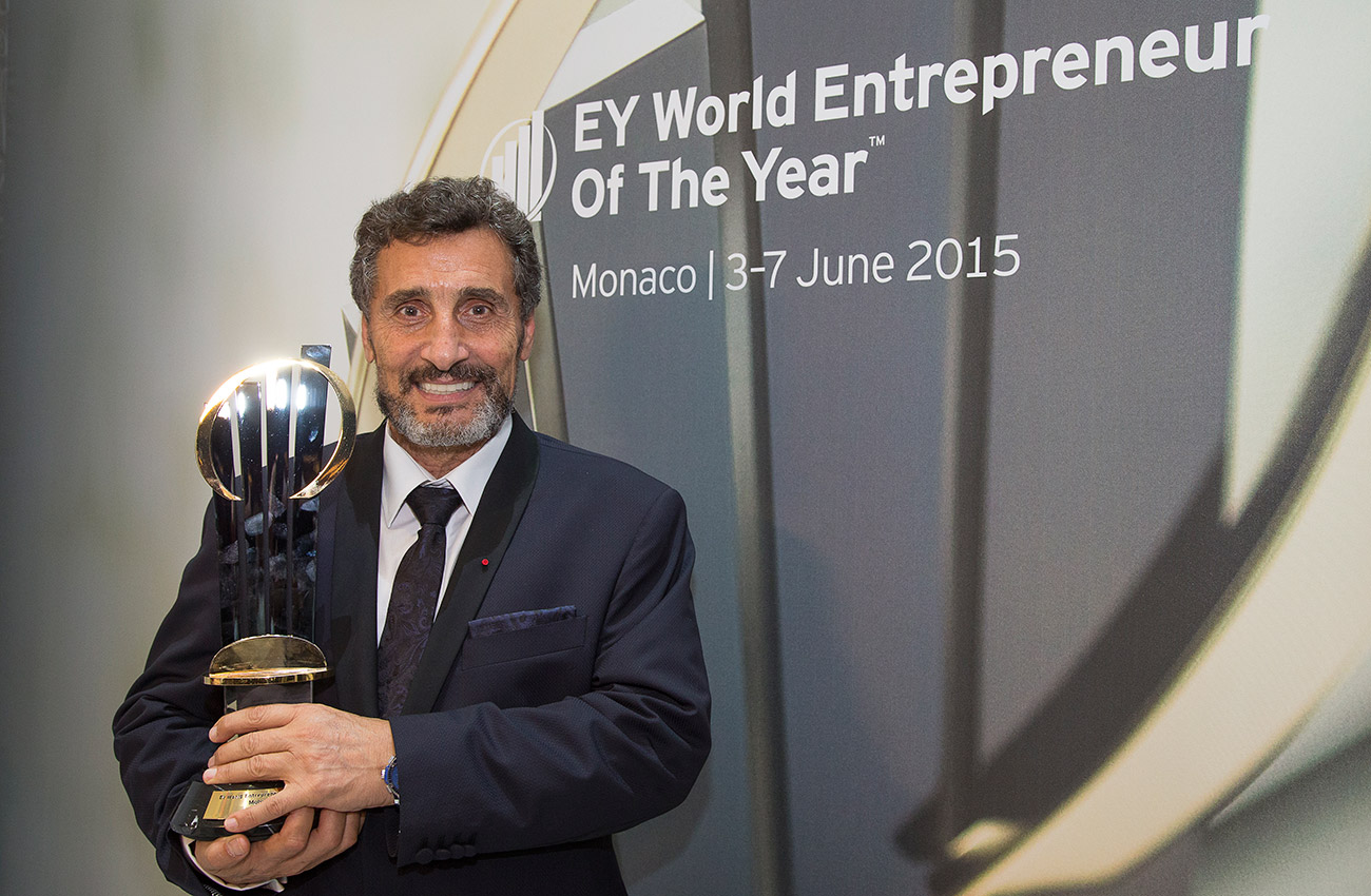 EY World Entrepreneur Of The Year, Monte Carlo
