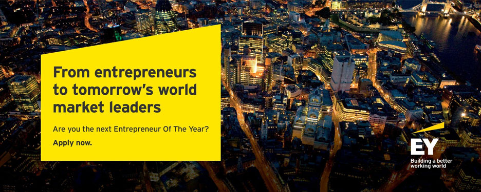 EY - From entrepreneurs to tomorrow's market leaders