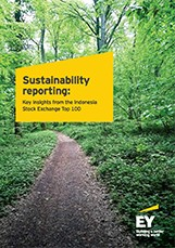 EY - Sustainability reporting: Key insights from the Indonesia Stock Exchange Top 100