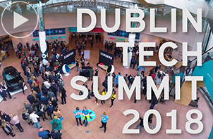 EY Ireland at Dublin Tech Summit 2018