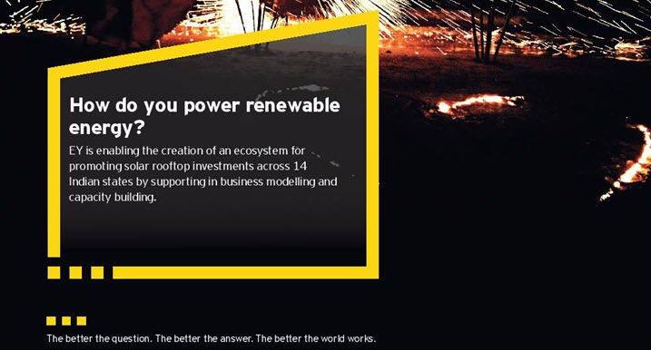 EY - How do you power renewable energy?