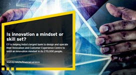 EY - Is innovation a mindset or skill set?