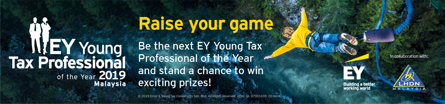 EY - Young Tax Professional of the Year 2019
