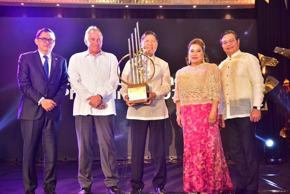 EY - SteelAsia Chairman and CEO named Entrepreneur Of The Year Philippines 2019