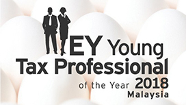 EY - Young Tax Professional of the Year 2018