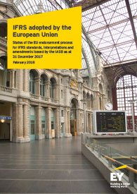 EY - IFRS adopted by the European Union