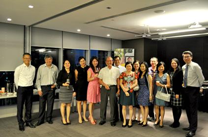 EY Alumni Partners Connect: 3 November 2016