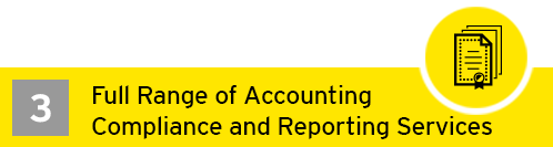 EY - Full Range of Accounting Compliance and Reporting Services