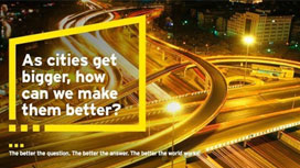 EY - Asean future cities breakfast series
