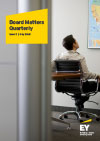 EY – Board Matters Quarterly, Issue 2, 2018