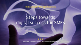 EY - 7 steps for SMEs to achieve digital success