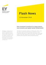 EY Flash News 23 November 2018