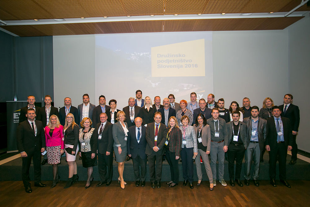 EY - Ten Slovenian family businesses on international stage