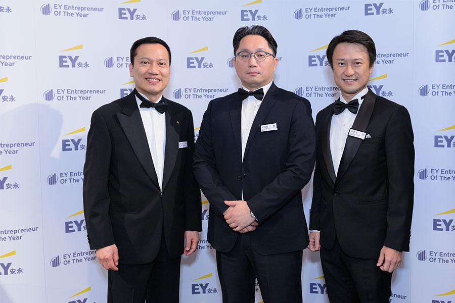 照片集 - 2018《安永企業家獎》晚宴
