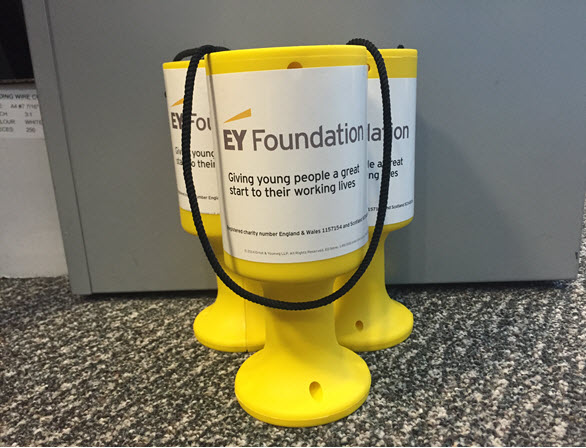 EY - In-kind support