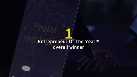 Why EY Entrepreneur Of The Year?