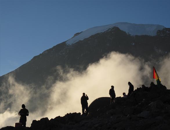 EY - Bucket Challenge #1: Kilimanjaro