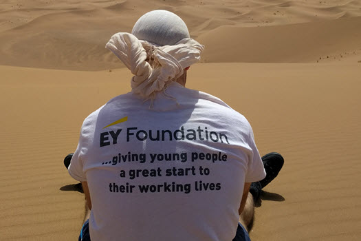 EY - Fundraising and events