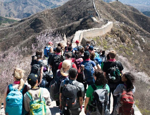 EY - Bucket Challenge #3: The Great Wall of China