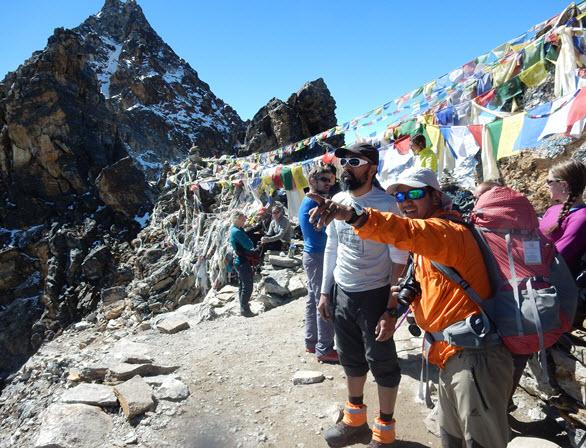 EY - Bucket Challenge #2: Everest Base Camp