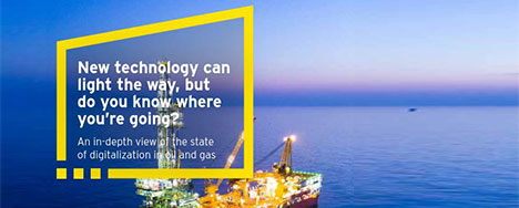 EY - Technology can light the way but do you know where you are going?
