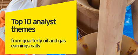 EY - Q3 oil and gas trends outlook