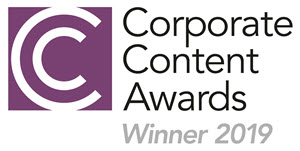 EY - Corporate Content Awards (Winner 2019)