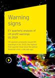 EY - Profit Warnings Q1 2019