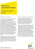 'WannaCry' ransomware attack: EY's response