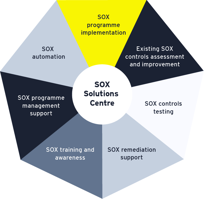 EY Sarbanes-Oxley Solutions Centre